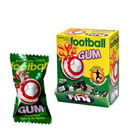 Bubble Gum Football