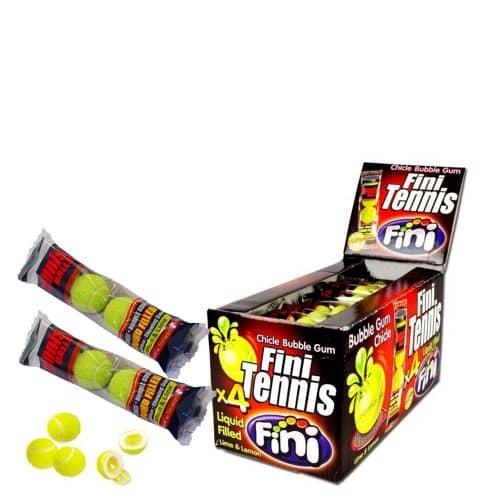 Tennisballen 4-pack
