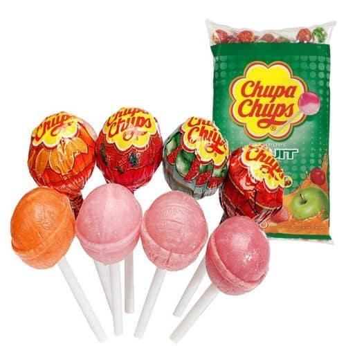 Chupa Chup Lollies Fruit