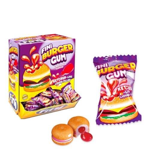 Bubble Gum Hamburger