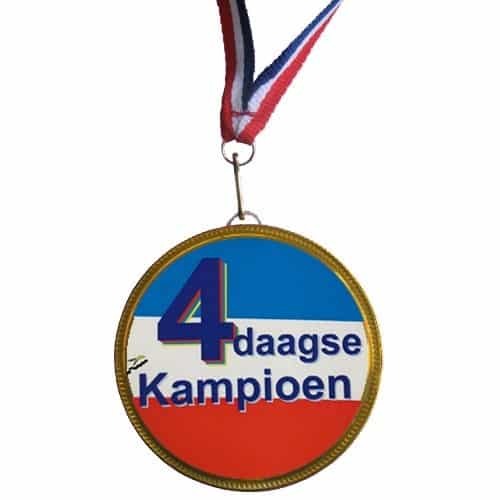 Medaille 4 Daagse Kampioen