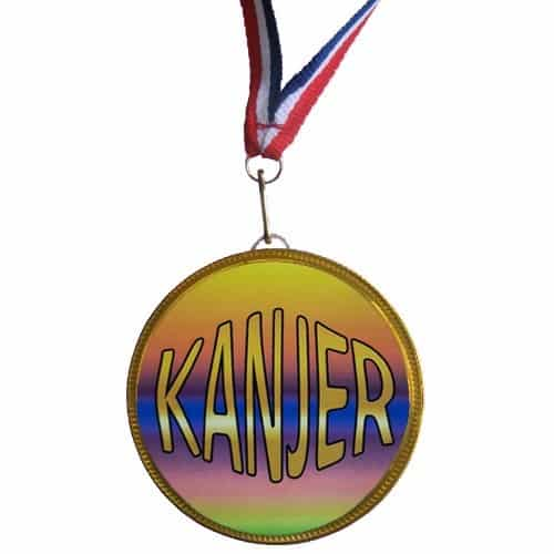 Medaille Kanjer
