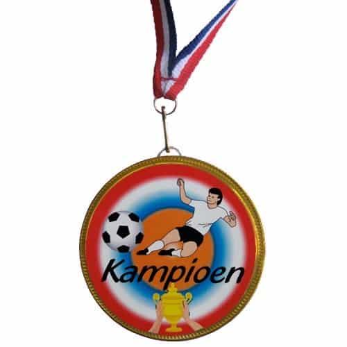 Medaille Voetbal Kampioen