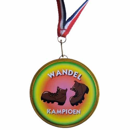 Medaille Wandel Kampioen