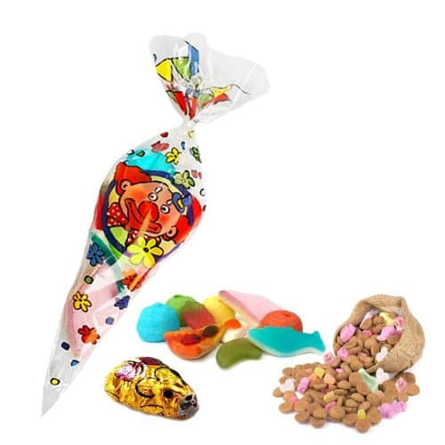 Snoepzak + Strooigoed + Kikker