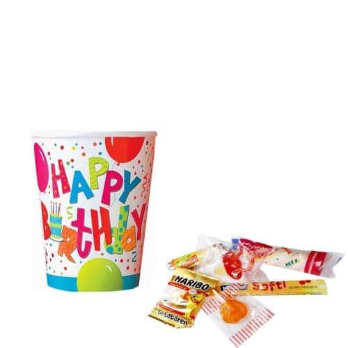 Snoepbeker Happy Birthday Jamboree