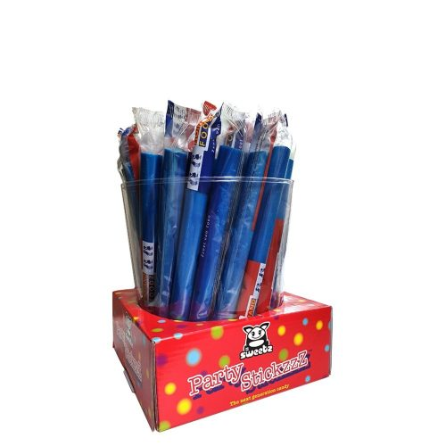 Blauw kleurende Smurfenstok